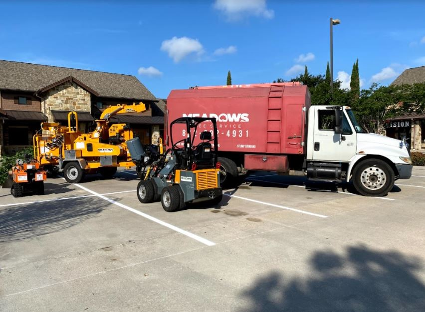 Meadow Tree Service Offers Land Clearing and Development Services In Richmond
